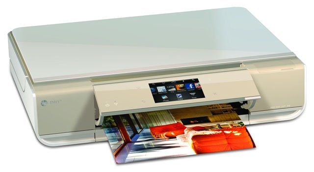 HP Envy 110 all-in-one inkjet photo printer