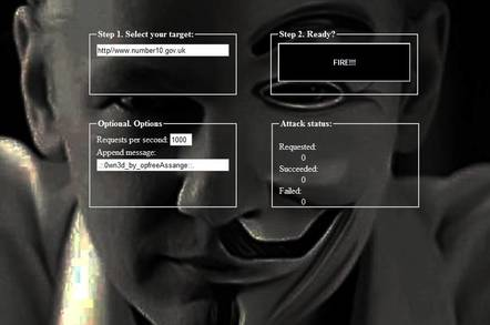 assange attack tools