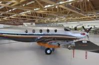 Simon Hackett's new plane, a PC-12NG