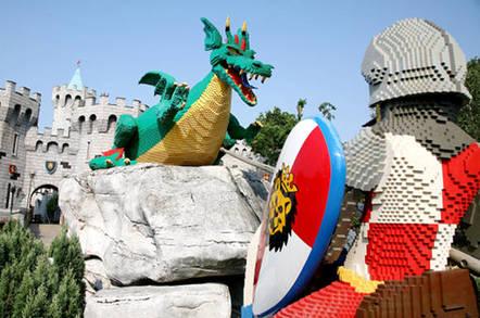 Legoland Windsor Knight's Kingdom