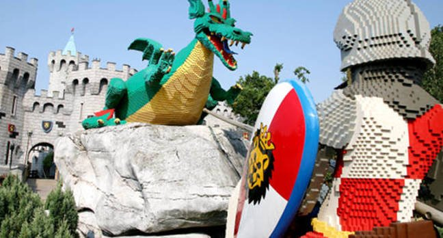 Legoland Windsor Knight's Kingdom