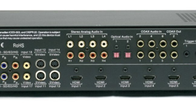 Lumagen Radiance XE video processor