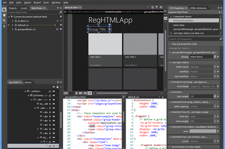 screen grab of visual studio sf for Tim Anderson piece