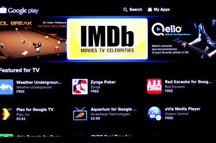 Sony NSZ-GS7 Google TV internet player