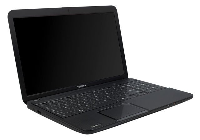 Toshiba Satellite Pro C850 15in notebook