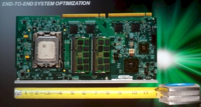 The Opteron-based mobo for the SeaMicro microserver chassis