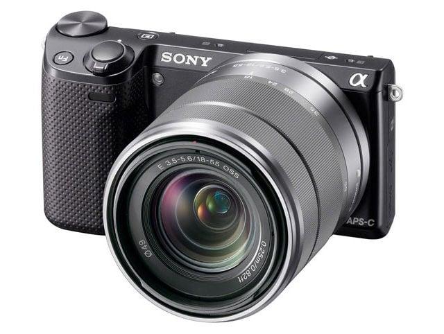 NEX-5R compact-system-camera