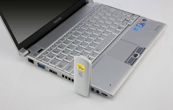 Optus 4G USB dongle