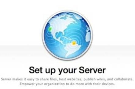 Apple Mac OS X Server for Mountain Lion