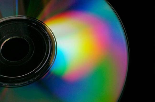 DVD it in many colours