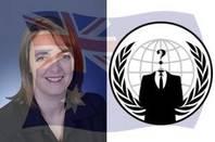 Nicola Roxon Anonymous Australian Flag