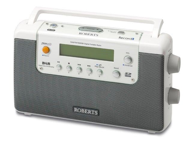 Roberts RecordR digital radio
