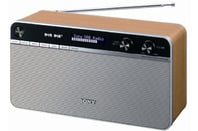 Sony XDR-S16DBP digital radio