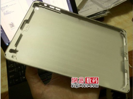 'iPad mini' case, from tech.163.com
