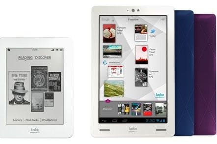Kobo Mini and Arc