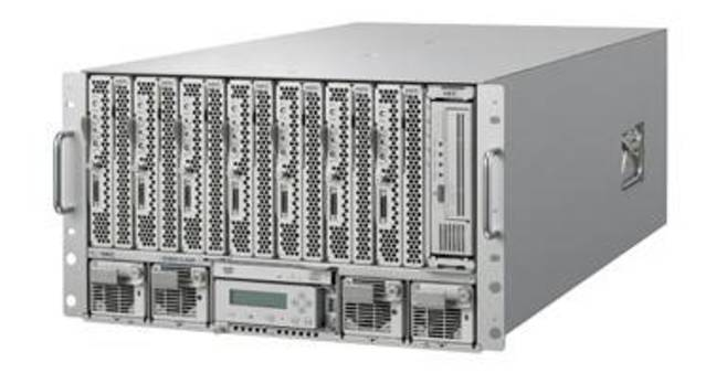 SigmaBlade M series servers from NEC