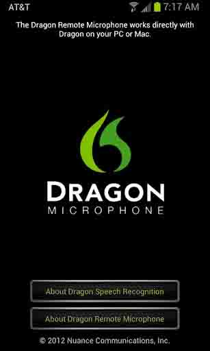 Nuance Dragon NaturallySpeaking Premium 12