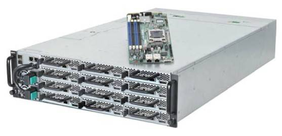 The S910-X31B Xeon E3-based microserver from Quanta