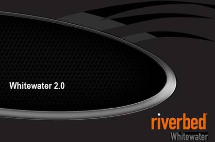 Riverbed Whitewater