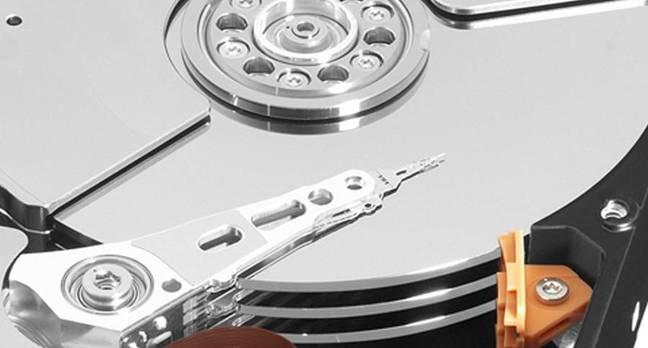 WD RE4 Enterprise disk drive
