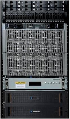 The AMD SeaMicro SM15000 server-storage cluster
