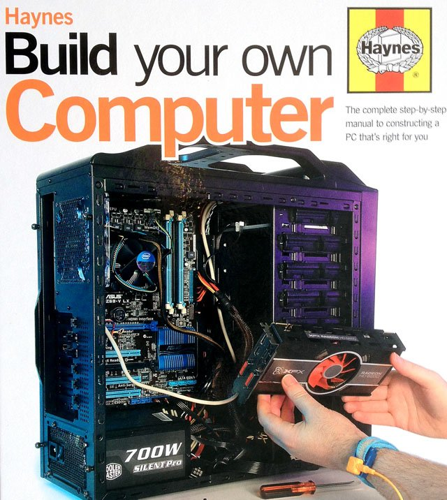 Haynes Build Your Own Computer