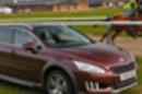 Peugeot 508 RXH hybrid estate car
