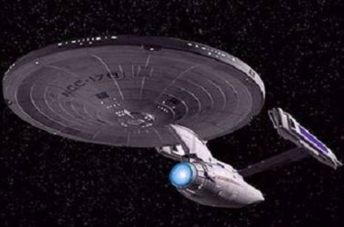 nasa starship enterprise - photo #21
