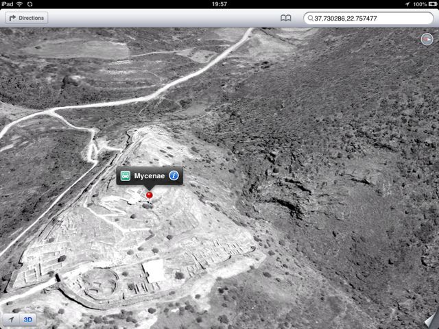 Apple iOS 6 Maps