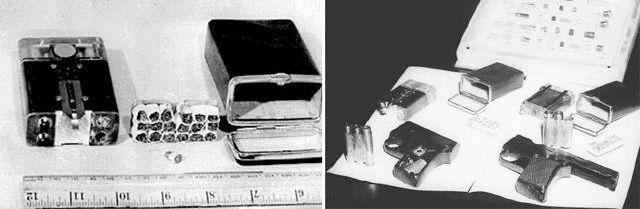 Cigarette case gun, Nikolai Khokhlov