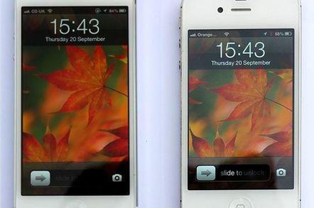 Apple iPhone 5 vs 4S
