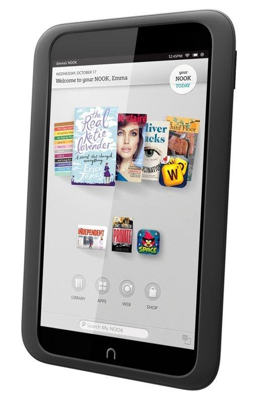 Barnes and Noble Nook HD