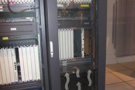 Huawei green datacentre cabinet