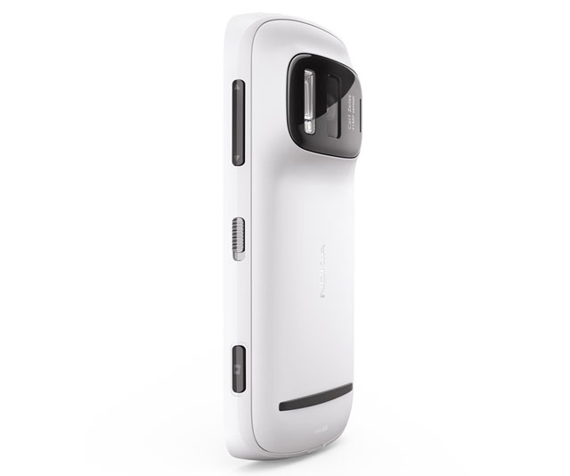 Nokia 808 PureView 41Mp camphone
