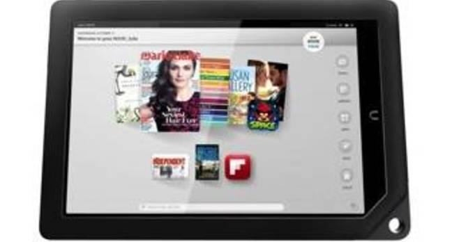 Barnes and Noble Nook HD+