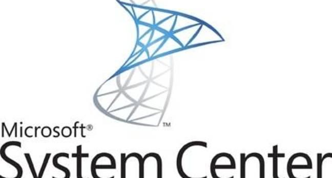 Microsoft System Center logo