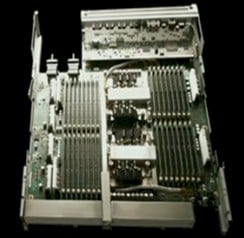 A system board using Fujitsu's 'Athena' processor