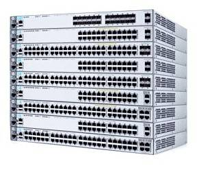 HP 3800 Ethernet switches