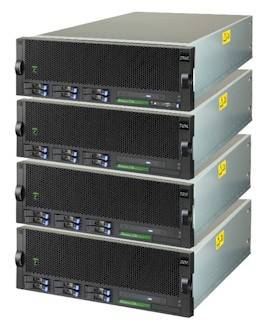 IBM's Power 770+ server