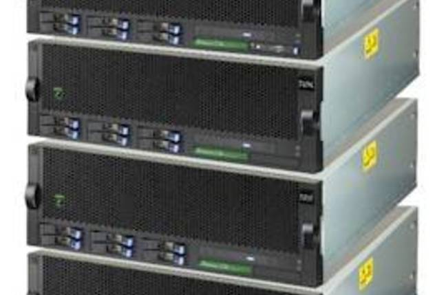 IBM's Power 770+ server