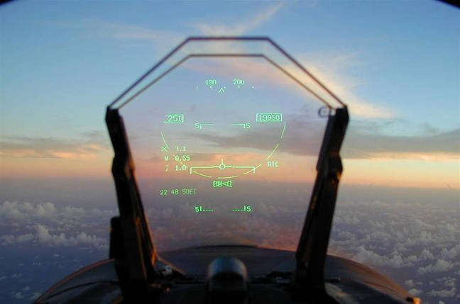 Head-up Display or HUD
