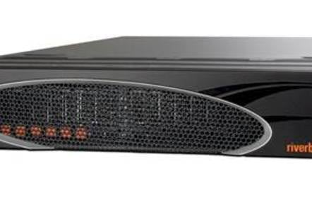 The CX5055 WAN optimization appliance