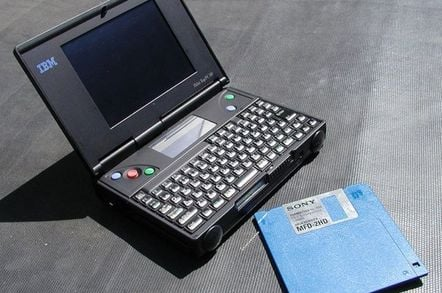 IBM ThinkPad PC110