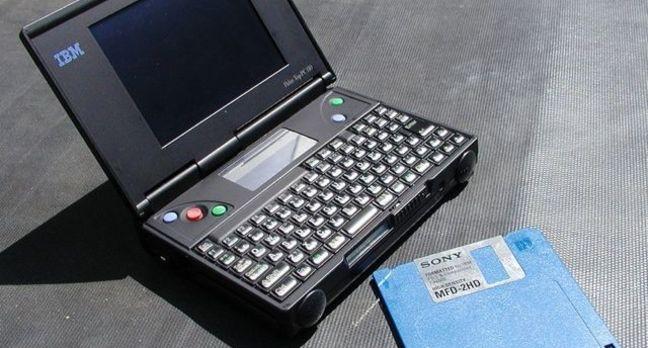 IBM ThinkPad PC110