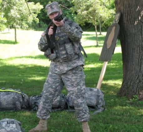 Army best warrior