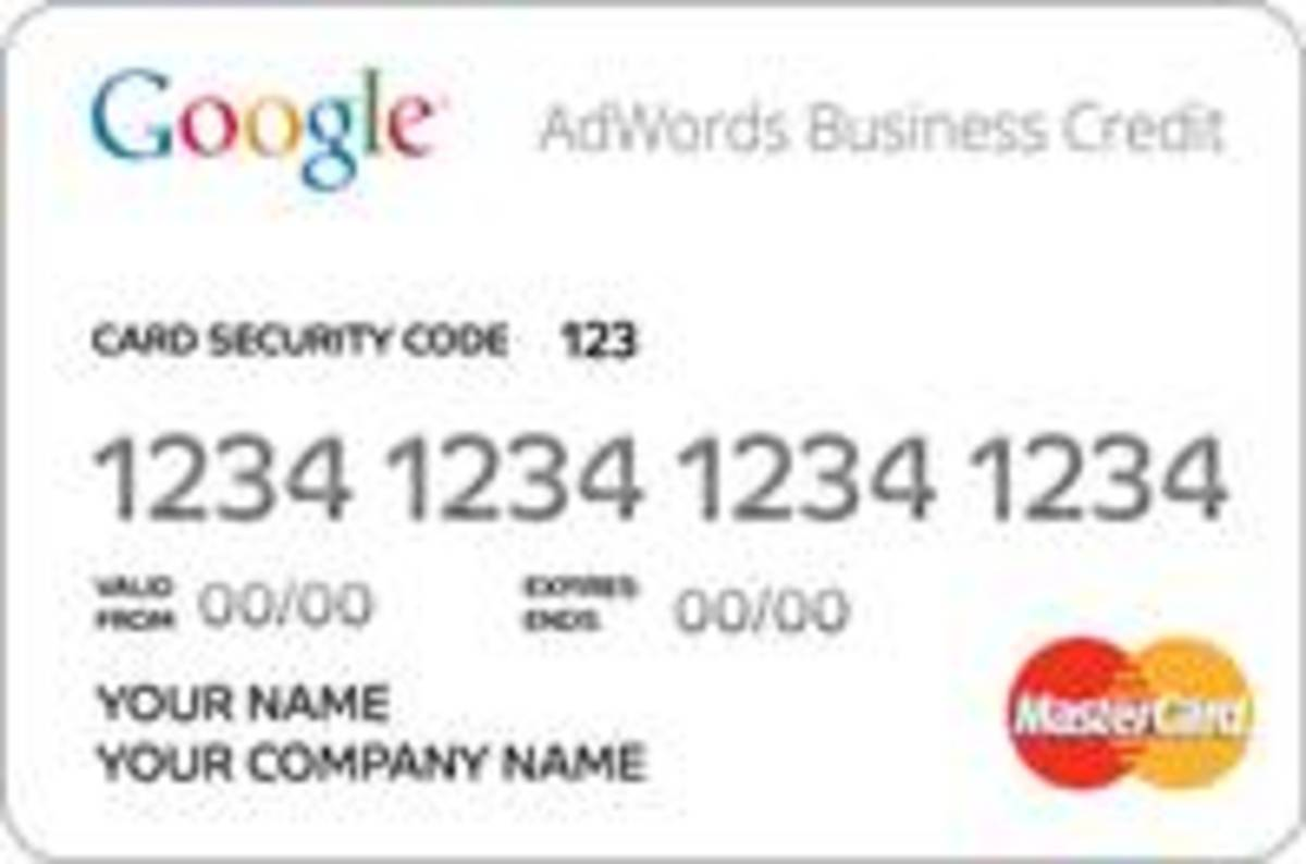 Google launches credit card in uk the register reheart Gallery