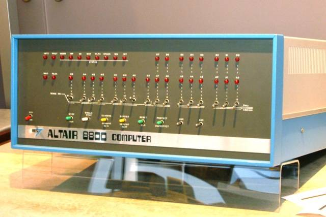MITS Altair 8800
