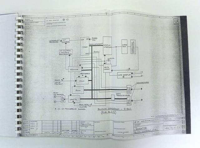 Thorn EMI Liberator technical plan