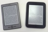B&N Nook SimpleTouch with Glowlight