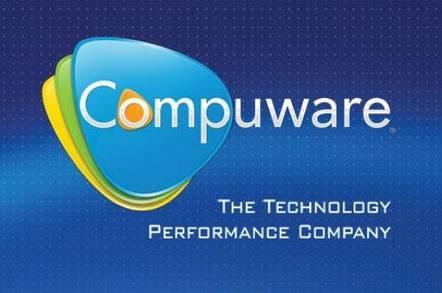 Compuware logo
